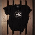 BASIC LOGO BLACK- MEN