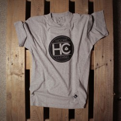 BASIC LOGO GREY- MEN